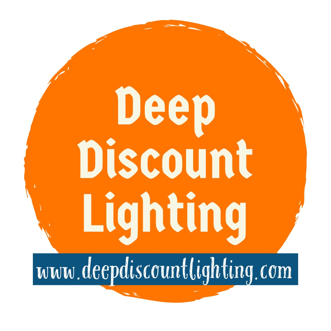 Ark Lighting Radial Wave Industrial Steel Barn Lights - Deep